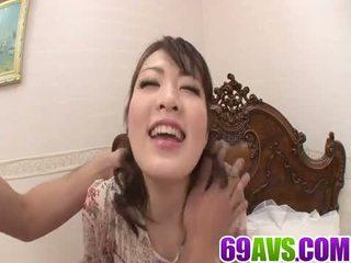Sumarenta gaja loves para crack dela molhada cona