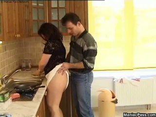 Fat Pussy Kitchen Floor Fuck, Free BBW Porn 81