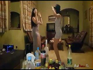 Hot arab asses dance