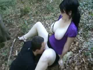 God knulling i skog video