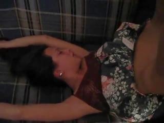 3: 三人組 & 妻 sharing ポルノの ビデオ d4
