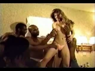 quality vintage sex, online interracial, gangbang clip
