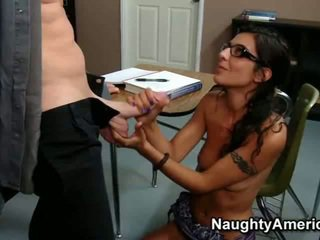 Lou charmelle gets fodido por dela professor