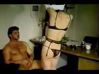 Kai аз proti daskala - гръцки реколта порно