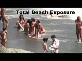 Total plage exposure