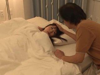 Seks met aziatisch harig gal