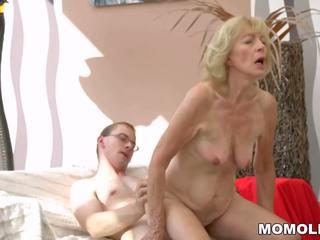 Forró nagyi creampied: ingyenes lusty grandmas hd porn videó b8