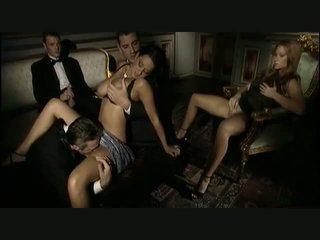 fellation, sexe de groupe, rencontres