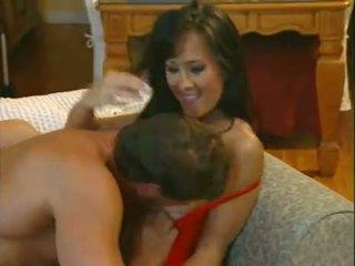 брюнетка, oral sex, вагинален секс