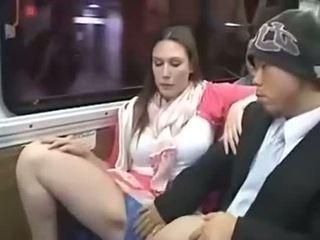 ट्रेन grope