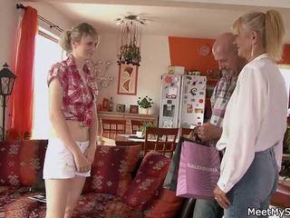 sexe de l'adolescence, jeune, sexe de groupe