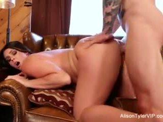 Alison tyler gets fucked