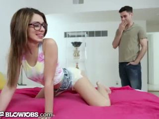 Onlyteenblowjob twerking kanya way upang kanya sister's boyfriend's titi