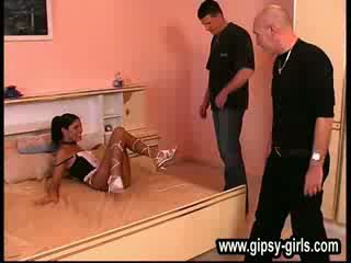 Uit doors modern amateur gipsy meisjes gipsy-28