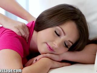 Exkluzívny všetko dievča masáž násťročné lesbičky pička eating