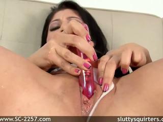 squirting, masturbation, pornstar