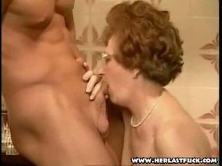 おばあちゃん, おばあちゃん, フェラチオ