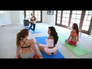 Yoga trieda
