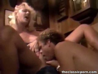Sange klasik pirang hot sucks and fucks