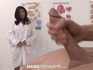 Robenie rukou a stroking