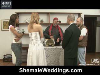 Alessandra tony shelady vestuvės seksas
