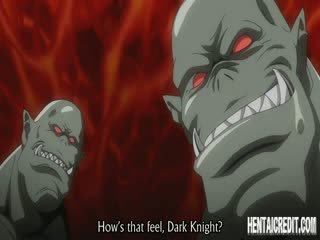 Pillada hentai chica brutally follada por monsters