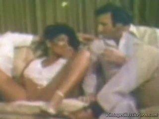 vintage tits busty, retro porn, ρετρό σεξ