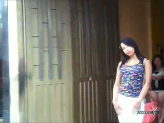 Skutečný ulice prostitutes na bogota, kolumbie, část 1 na 3, červený světlo district - 360p