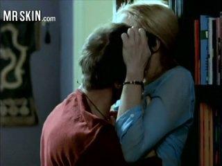 Chaud gros seins blonde celebs comme à baise et foutre réel dur