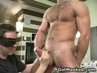 Fantastisch homo fellow stripping und masturbieren schwanz 3 von gotmasked