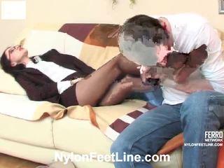 Judith 과 john 스타킹 footsex 비디오 활동 활동