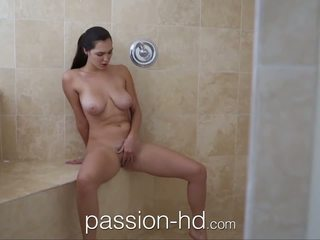 masturberen, cowgirl, soapy