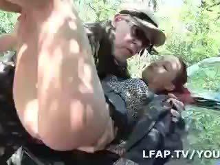 anal sex, trio, perancis