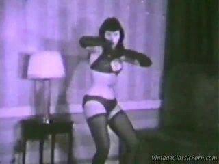 retro dâm, cổ điển trai khỏa thân, vintage porn