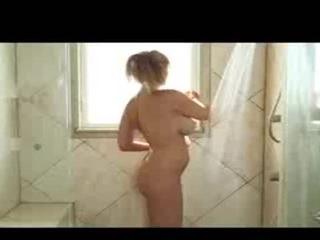 Milf Star Julia Ann In Shower Rub Down...