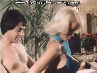 Klasický porno s two krásný dámy