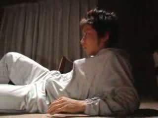 Nhật bản con trai fucks của anh ấy bước đi mẹ video