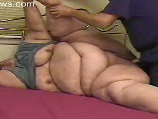 bbw, סבתא 'לה, שומן