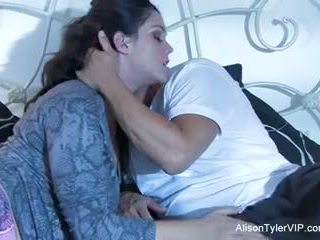 Alison tyler এবং তার male gigolo