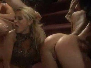 Jessica drake pertama waktu nyata dped dua laki-laki satu wanita double penetration