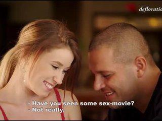 ensimmäistä kertaa, porno videot, barely legal cuties