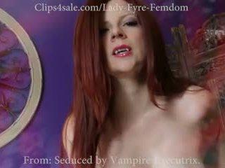 gotisch, roodharigen, lingerie