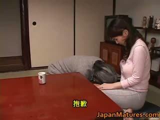 Juri yamaguchi asiatisk modell gives part6