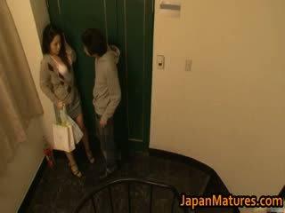 Ayane asakura 成熟した アジアの モデル has セックス