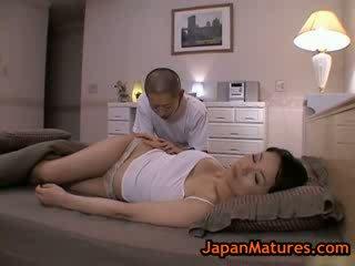 Pieauguša bigtit miki sato masturbācija par gulta 2 līdz japanmatures