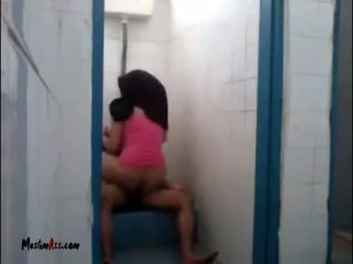Hijab jilbab секс в туалет