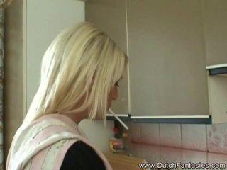 Ekstremalne usta pieprzenie blondynka holenderskie