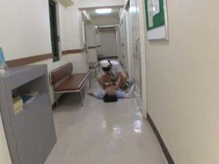 Japanese Nurse Assults Patient