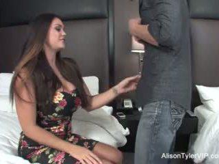 Alison tyler fucks onu arkadaş