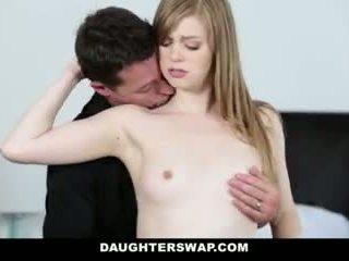 Daughterswap - goth tonåren få körd av äldre men pt.1